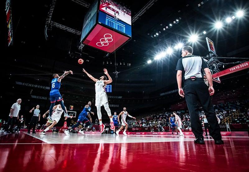 Horarios y días de los partidos por las medallas en el basquetbol de Tokyo 2020