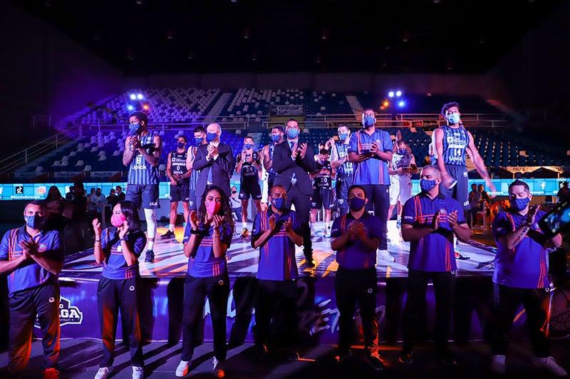 Los Libertadores de Querétaro listos para la temporada 2021 de la LNBP 1
