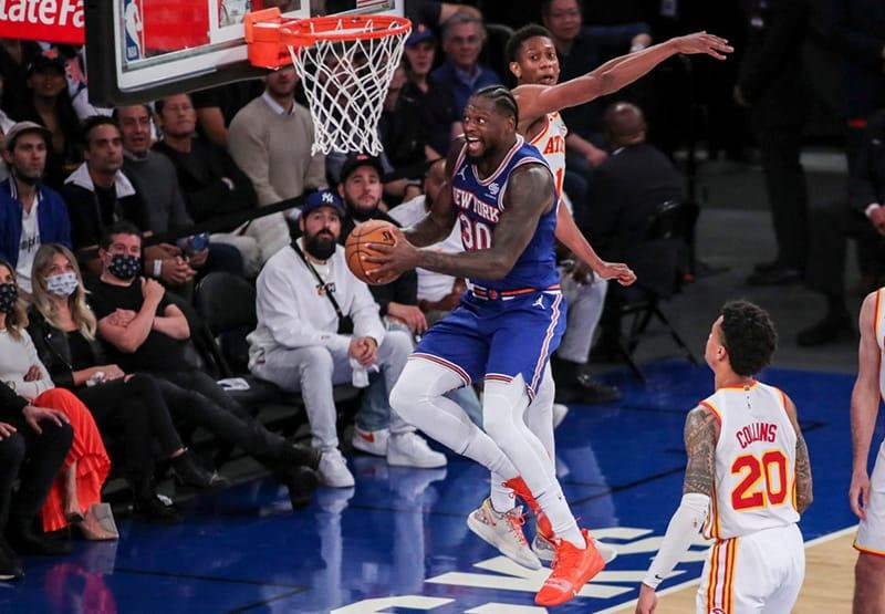 Los Knicks amarran a Julius Randle y esperan a Kemba Walker