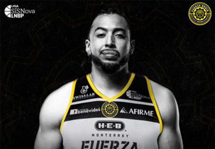 Gabriel Girón vuelve a Fuerza Regia
