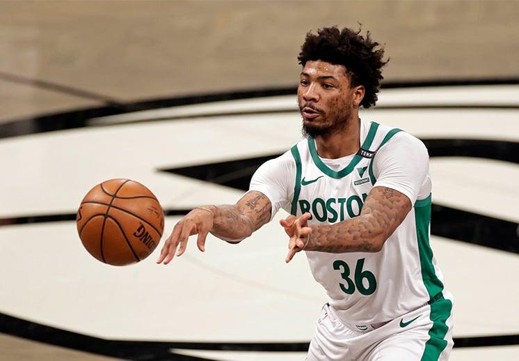 Los Celtics aseguran a Marcus Smart con nuevo contrato