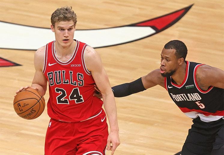 Lauri Markkanen deja a los Bulls y es cambiado a Cleveland