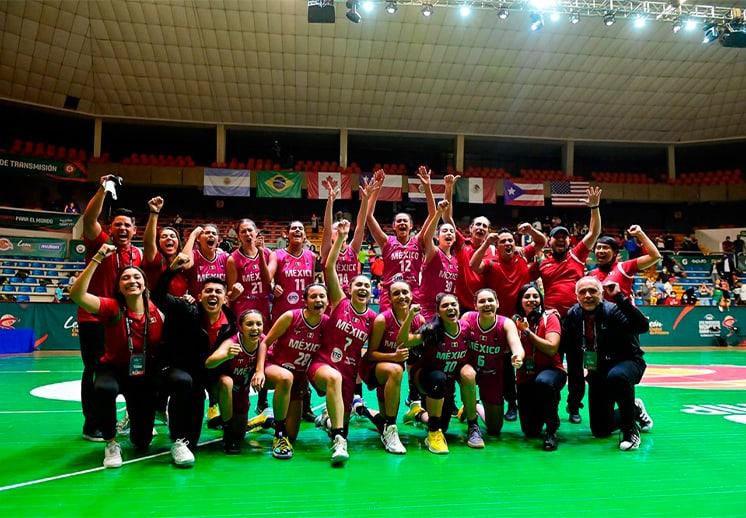 México consiguió boleto a la Copa del Mundo FIBAU17 DEST