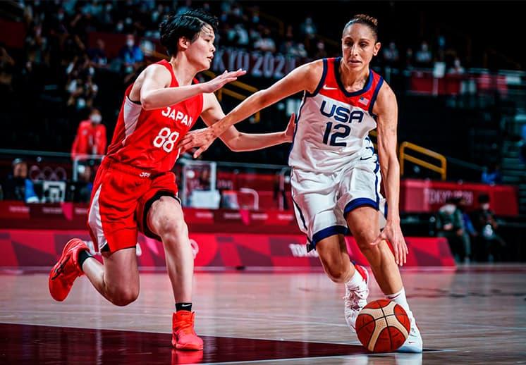 Las chicas de Estados Unidos en la cima del ranking FIBA, México cada vez más lejos