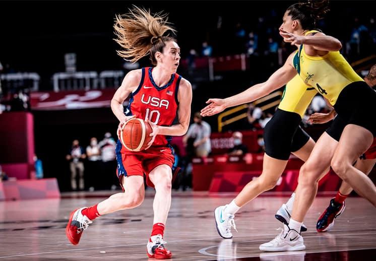 Estados Unidos firme a semifinales, España y China quedan fuera de Tokyo 2020 DEST