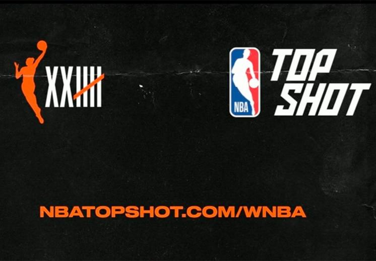La WNBA se une a Top Shot