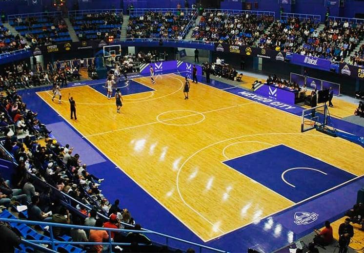 Capitanes debutará en la NBA G- League fuera de México DEST