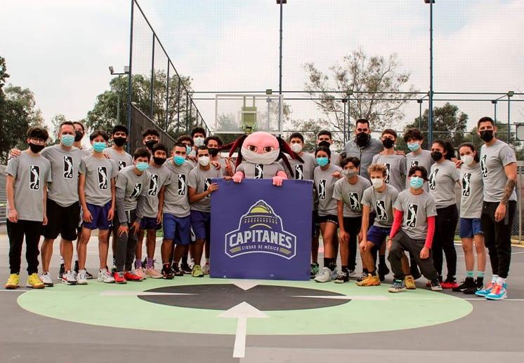 Ramón Díaz listo para la aventura de Capitanes en la NBA G League