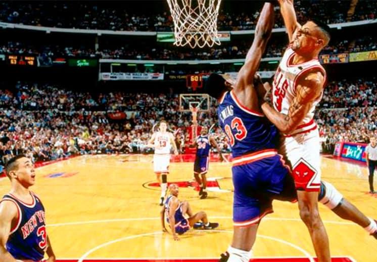 5 momentos para celebrar los 56 años de Scottie Pippen