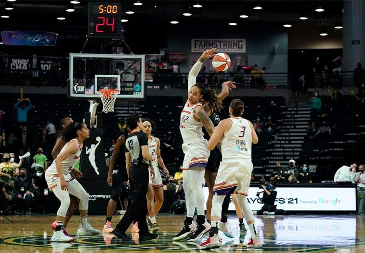 Phoenix derrota a Seattle en el que pudo ser el último juego de Sue Bird