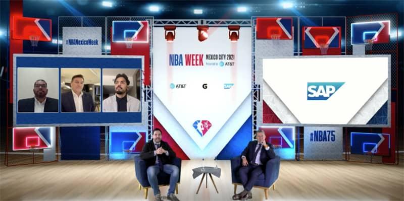 En marcha la NBA Week Mexico City 2
