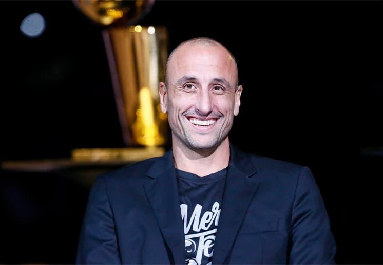 Manu Ginóbili está de regreso con los Spurs