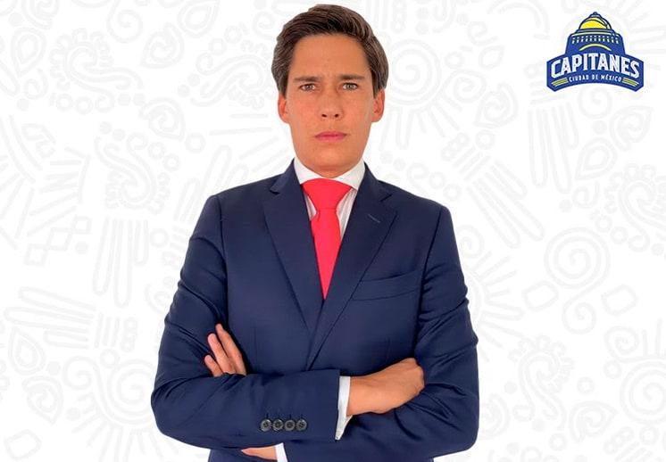 Capitanes presenta a su nuevo presidente DESTACADA