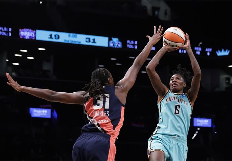 Definidos los playoffs en la WNBA
