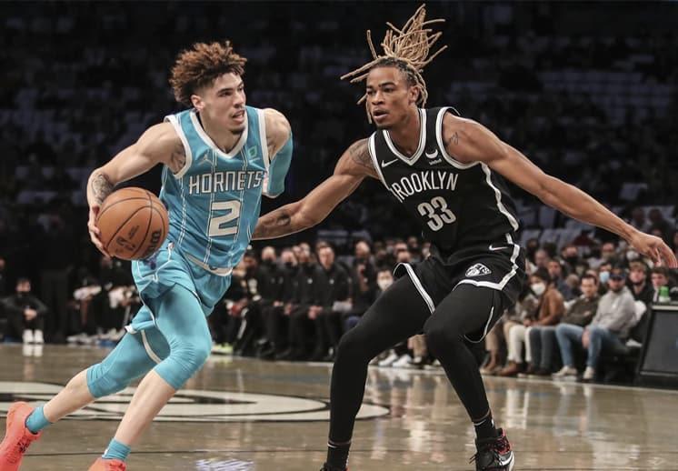 Ni los Nets frenan el buen inicio de los Hornets