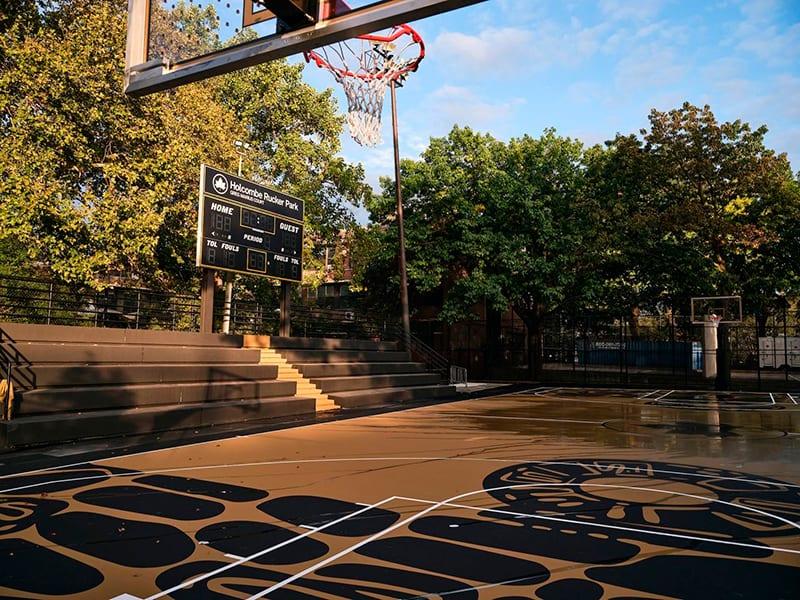 La renovación del Rucker Park 3