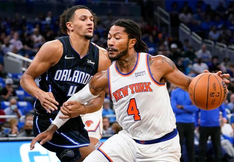 Los Knicks iniciaron encendidos y logran histórico récord