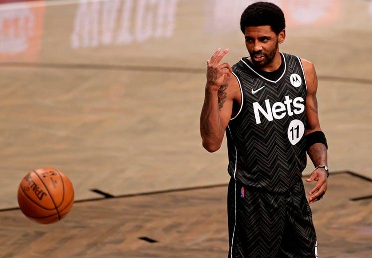 ¿Cuánto podría perder Kyrie Irving si no juega con los Nets?