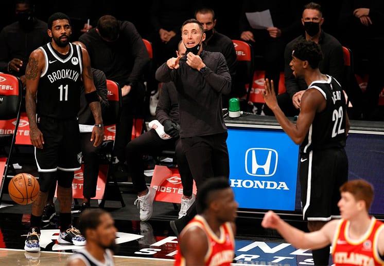 ¿Los Nets se resignan con Kyrie Irving?