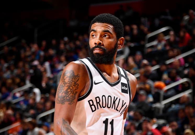 Los Nets prohíben a Kyrie Irving estar con el equipo