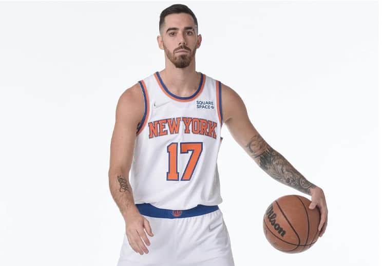 Futuro incierto para Luca Vildoza tras su salida de los New York Knicks DEST