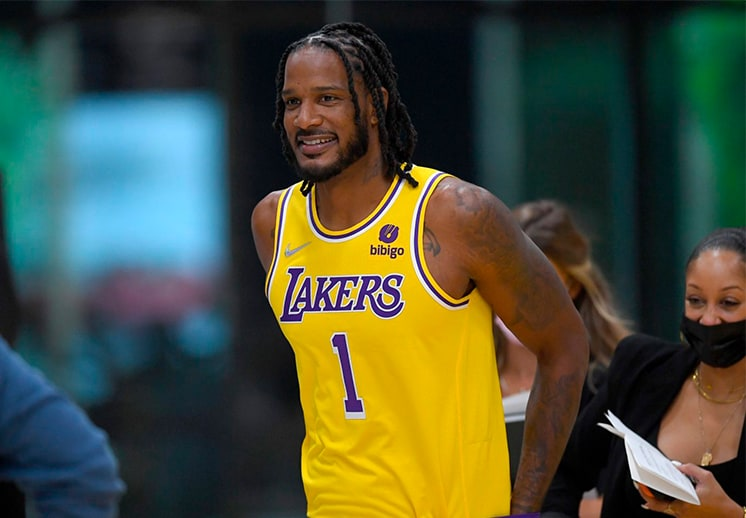 Primera baja para Lakers, Trevor Ariza lesionado