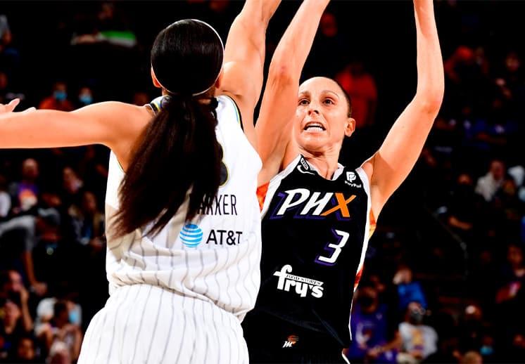 En dramático juego, Phoenix Mercury empata las Finales de la WNBA